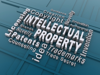 Intllectual property law