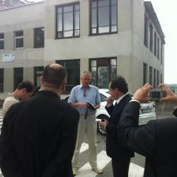 18.05.2015 зустрічі учасників проекту SUCSID від ISG (Португалія) в Тернополі.1